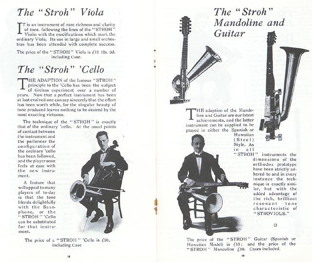 Stroh Catalogue